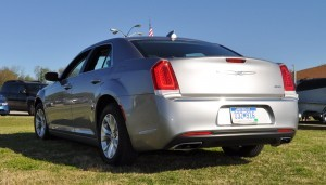 Road Test Review - 2015 Chrysler 300 Limited 94