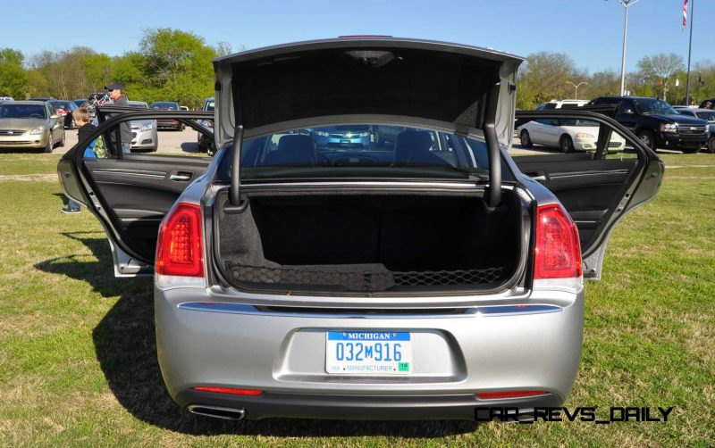 Road Test Review - 2015 Chrysler 300 Limited 95