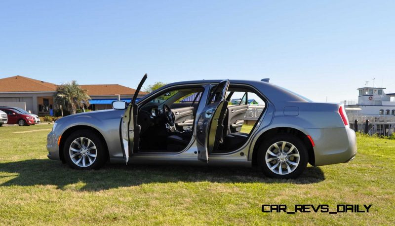 Road Test Review - 2015 Chrysler 300 Limited 99