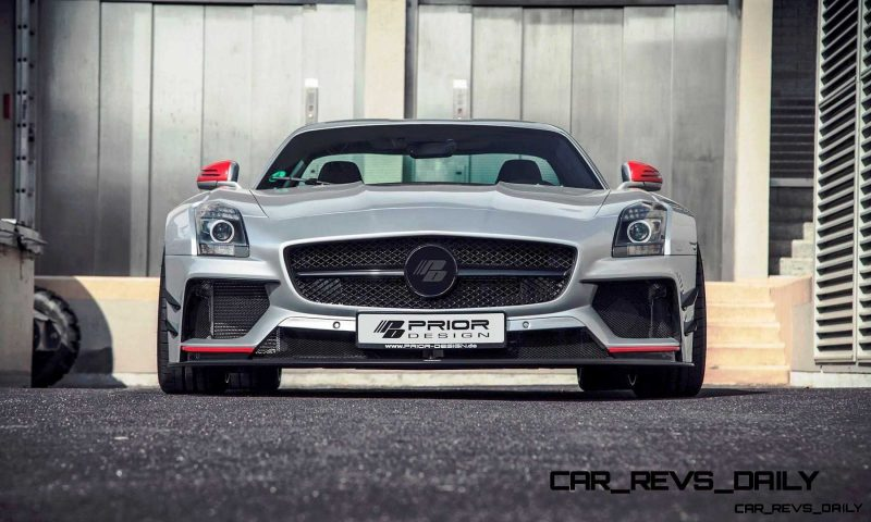 SLS Prior Design 900GT Widebody 1