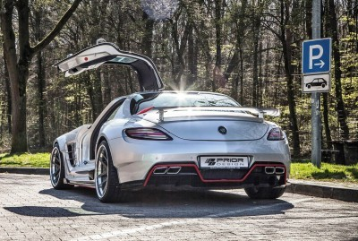 SLS Prior Design 900GT Widebody 13