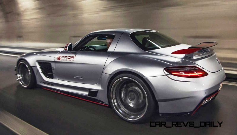 SLS Prior Design 900GT Widebody 14