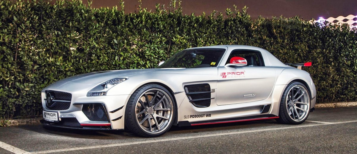 SLS Prior Design 900GT Widebody 16