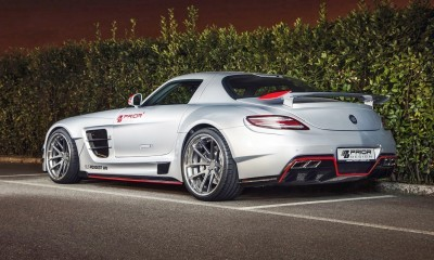 SLS Prior Design 900GT Widebody 17