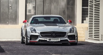 SLS Prior Design 900GT Widebody 2