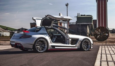 SLS Prior Design 900GT Widebody 3