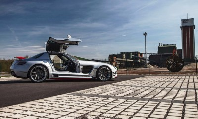 SLS Prior Design 900GT Widebody 4