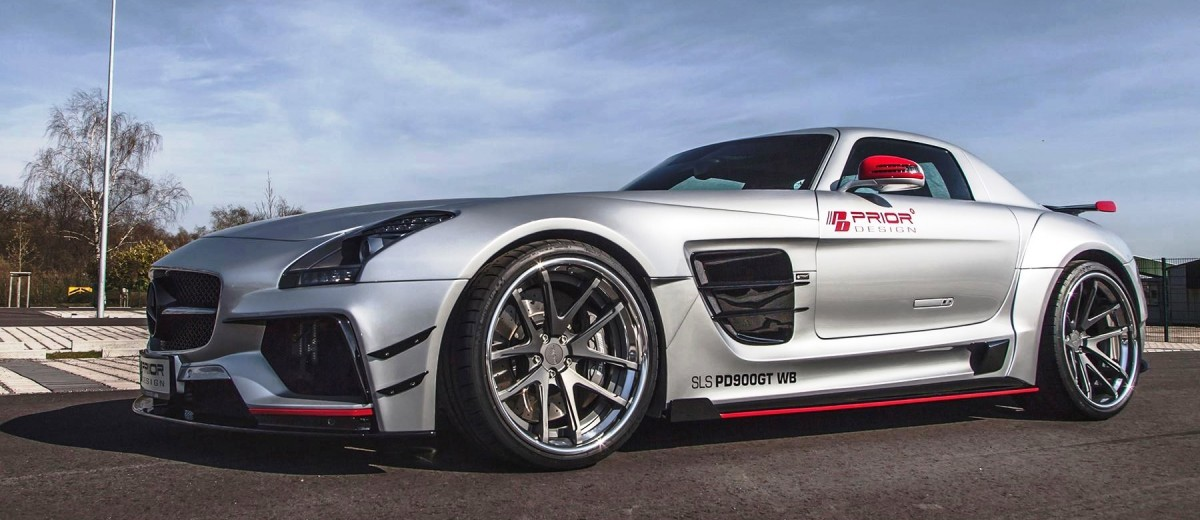 SLS Prior Design 900GT Widebody 7