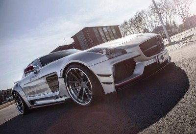 SLS Prior Design 900GT Widebody 8