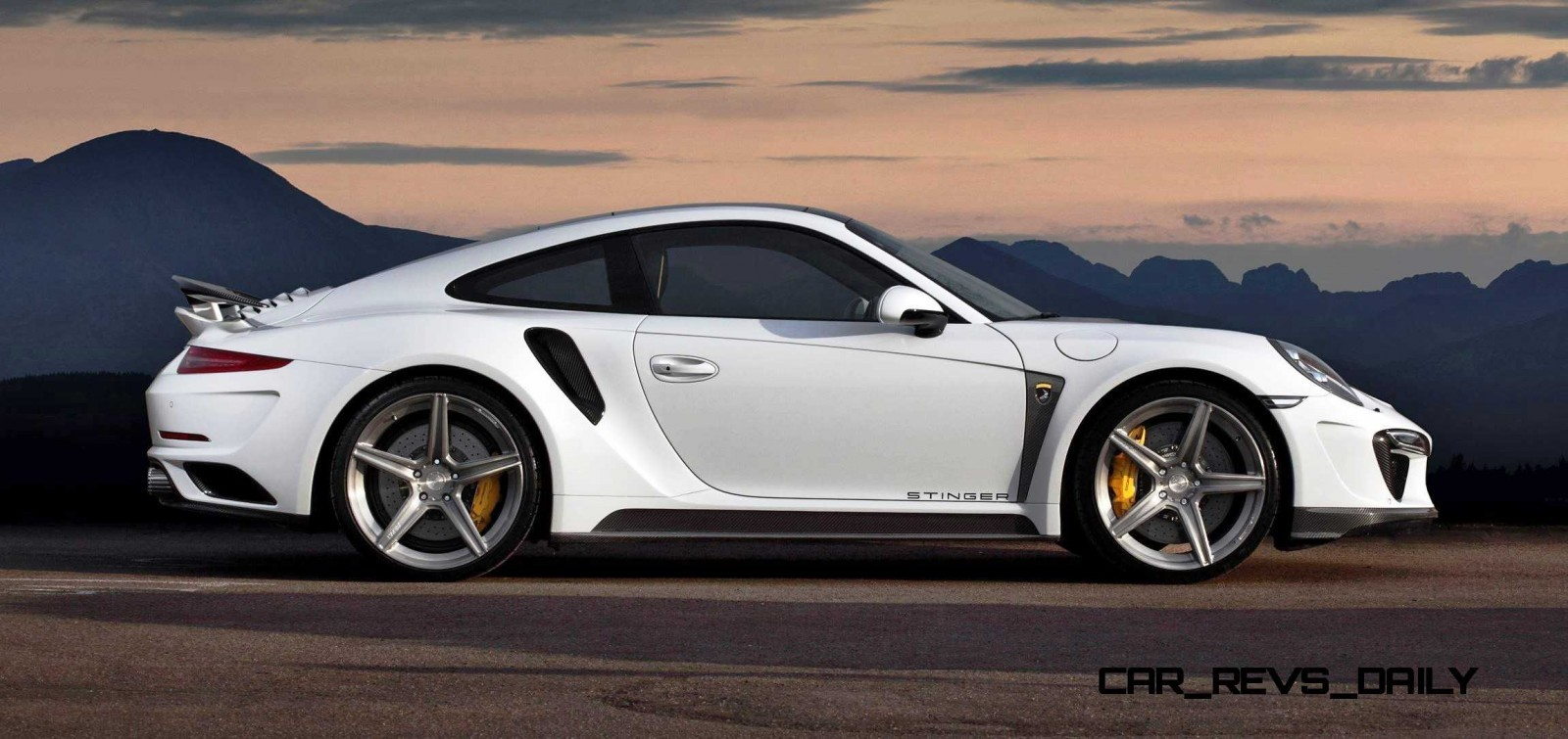 TOPCAR Stinger GTR 911 Turbo 11