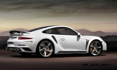 TOPCAR Stinger GTR 911 Turbo 8