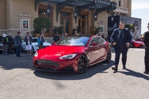 Tesla Model S by LARTE Design 21