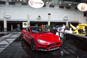 Tesla Model S by LARTE Design 24