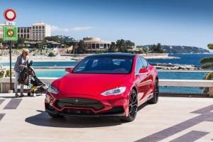 Tesla Model S by LARTE Design 26