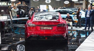 Tesla Model S by LARTE Design 28