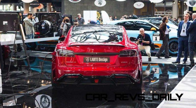 Tesla Model S by LARTE Design 28