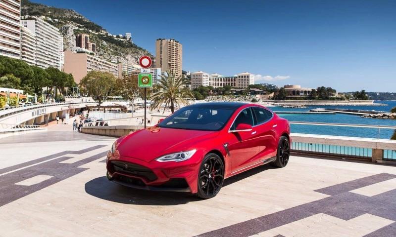 Tesla Model S by LARTE Design 29