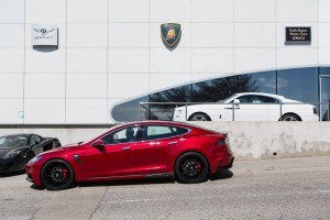 Tesla Model S by LARTE Design 32