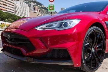 Tesla Model S by LARTE Design – Gorgeous Exterior Makeover in 60 Photos!