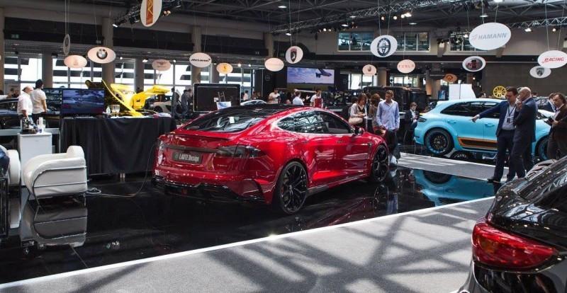 Tesla Model S by LARTE Design 35