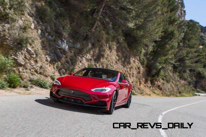 Tesla Model S by LARTE Design 45