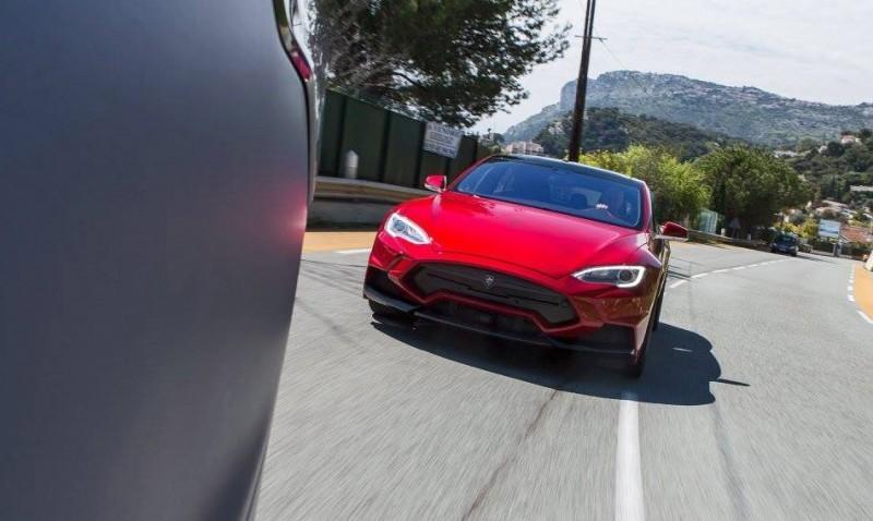 Tesla Model S by LARTE Design 47