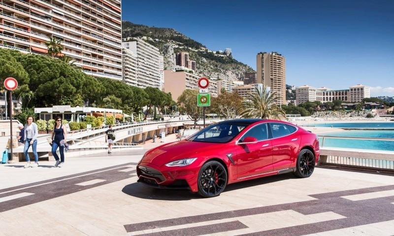 Tesla Model S by LARTE Design 48