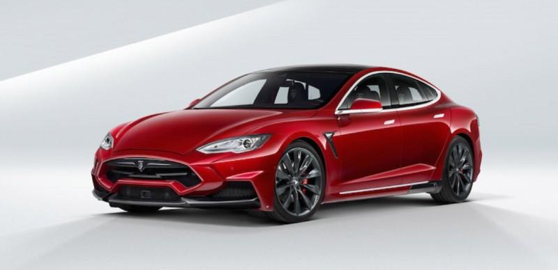 Tesla Model S by LARTE Design 55