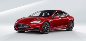 Tesla Model S by LARTE Design 56
