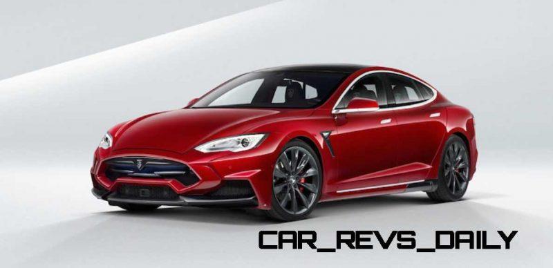 Tesla Model S by LARTE Design 56