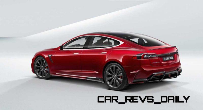 Tesla Model S by LARTE Design 57