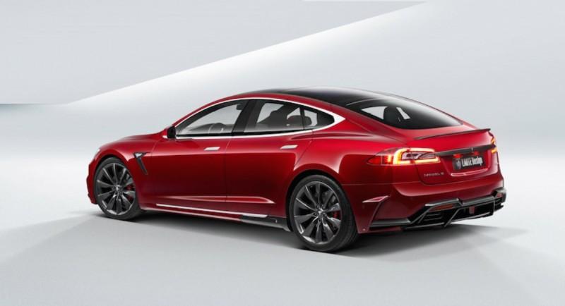 Tesla Model S by LARTE Design 58