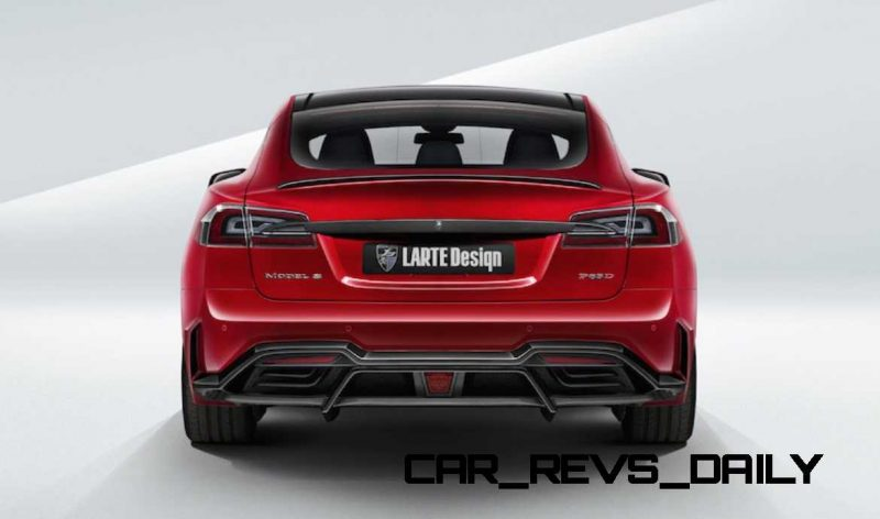 Tesla Model S by LARTE Design 59