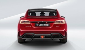 Tesla Model S by LARTE Design 60