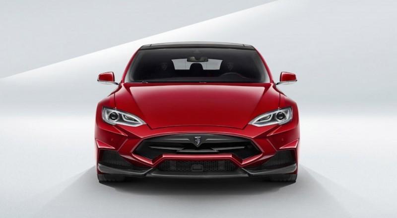 Tesla Model S by LARTE Design 61