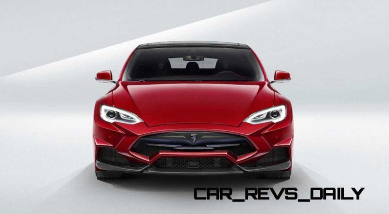 Tesla Model S by LARTE Design 62