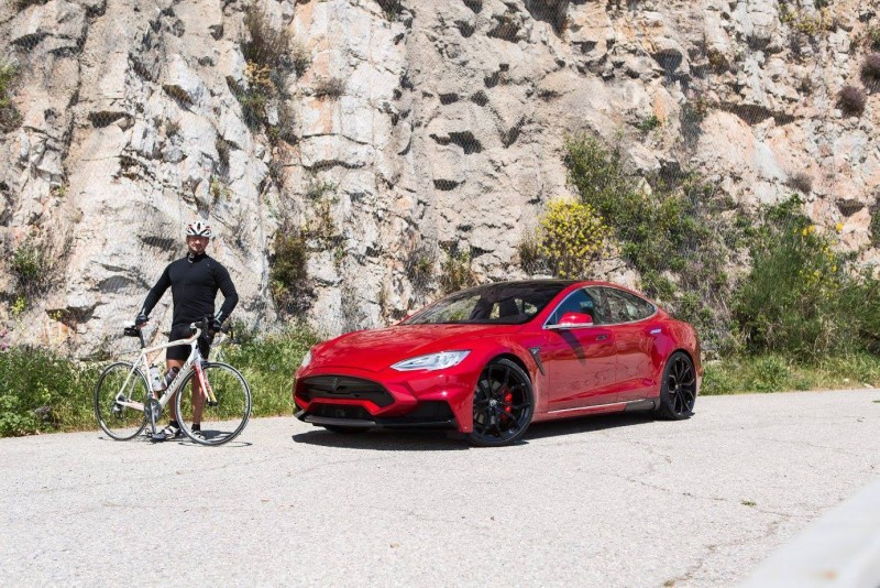 Tesla Model S by LARTE Design 7