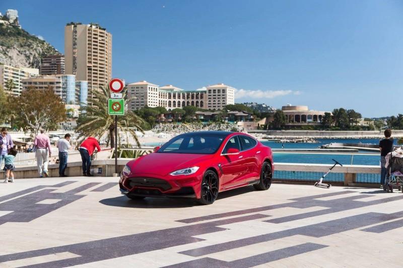 Tesla Model S by LARTE Design 9