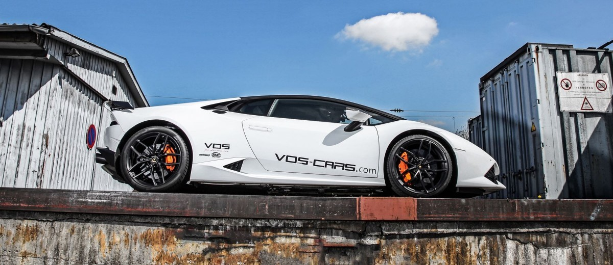VOS Tuning for Lamborghini Huracan 1