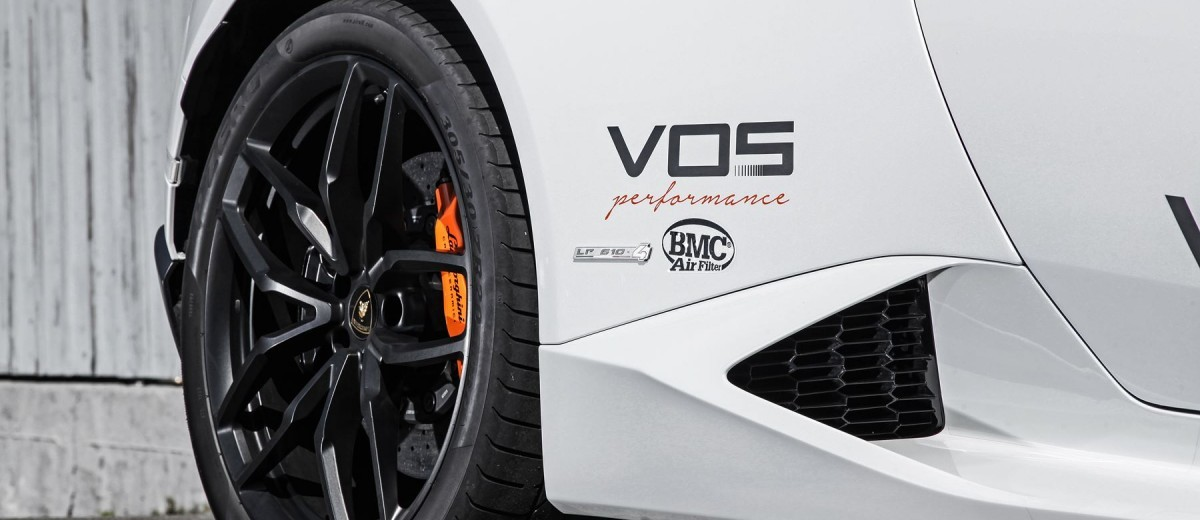 VOS Tuning for Lamborghini Huracan 12
