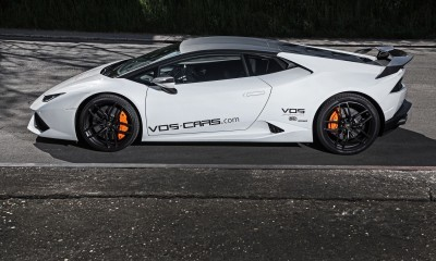 VOS Tuning for Lamborghini Huracan 2
