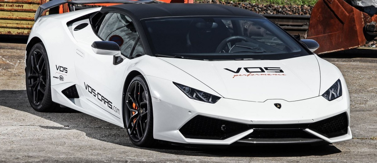 VOS Tuning for Lamborghini Huracan 21