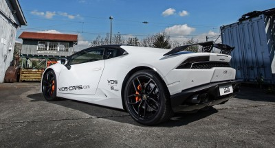 VOS Tuning for Lamborghini Huracan 23
