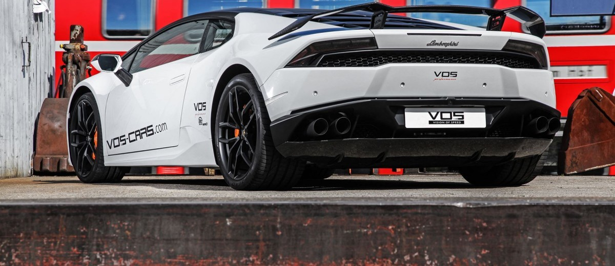VOS Tuning for Lamborghini Huracan 24