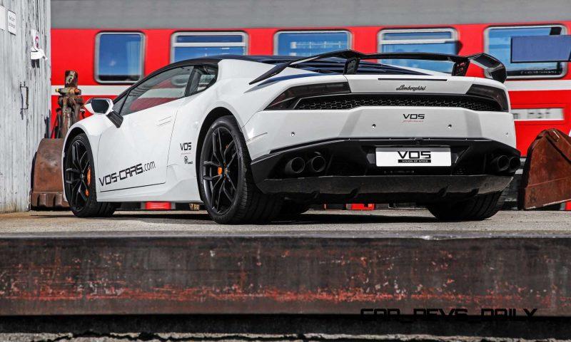 VOS Tuning for Lamborghini Huracan 24