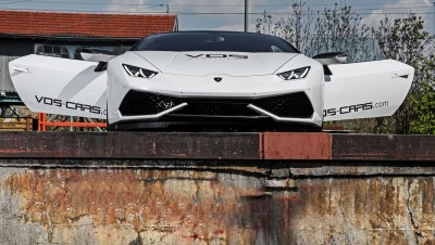 VOS Tuning for Lamborghini Huracan 25