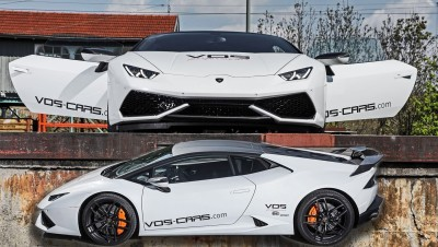 VOS Tuning for Lamborghini Huracan Brings New Carbon Aero + Shouty Akrapovic Exhaust VOS Tuning for Lamborghini Huracan Brings New Carbon Aero + Shouty Akrapovic Exhaust