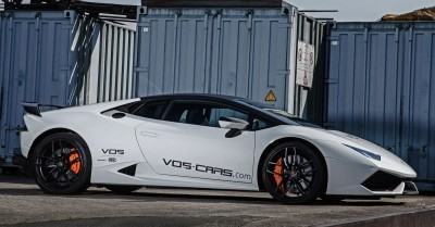 VOS Tuning for Lamborghini Huracan 26