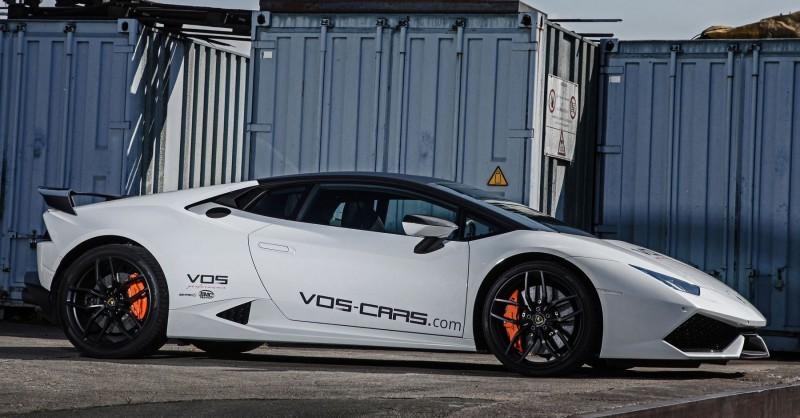 VOS Tuning for Lamborghini Huracan 26