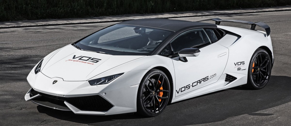 VOS Tuning for Lamborghini Huracan 3